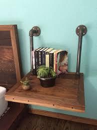 wall mounted nightstand cabinet and shelving george nakashima