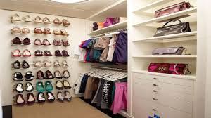 walk in closet ideas shoes u2013 affordable ambience decor