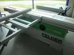 felder table saw price used ms felder k700s 03 for sale ref488134
