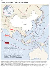 Map Of China And Surrounding Countries by Threats To U S Vital Interests In Asia
