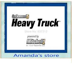 aliexpress com buy mitchell on demand5 on demand heavy truck