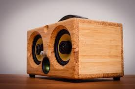 thodio ibox xc high density natural bamboo audiophile