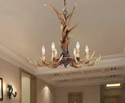 Diy Antler Chandelier Tips Of Diy Antler Ceiling Light New Lighting