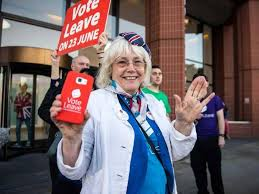 brexit why did older voters choose to leave the eu the independent