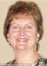 Robert Barnes Murderer Jamie Silvonek Guilty Of U0027murdering Mom Cheryl Silvonek With Caleb