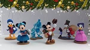 mickey s carol ornament set everything else