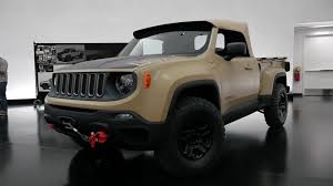 new jeep truck jeep renegade comanche pickup concept photo gallery autoblog