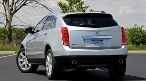 cadillac srx crossover reviews review 2010 cadillac srx charts a course for part of