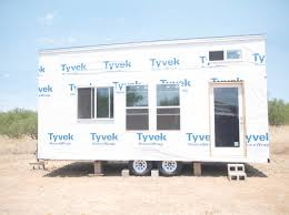micro tiny house micro business or home on wheels tiny house trader find all