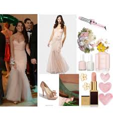 rachel berry prom dress glee season 3 polyvore