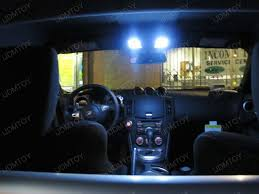 Nissan 370z Interior Nissan 370z Exact Fit Led Interior Lights Package