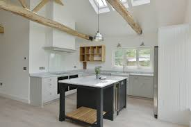 barn kitchen shaker style kitchen for barn conversion luxmoore co