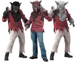halloween wolf costume werewolf halloween land