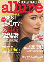 Exudes by Olivia Wilde Covers U0027allure U0027 Magazine October 2013 Photo 2953901
