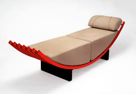 Red Leather Chaise Lounge Chairs Furniture Brown Leather With Red Wooden Chaise Lounge Chairs For