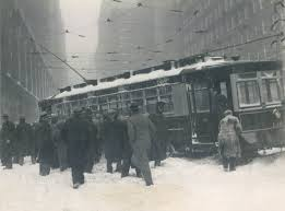 worst blizzard in history worst snowstorms in new york history january 1925