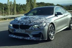 spied 2018 bmw m4 cs in lci form
