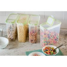 snapware plastic food storage 15 3 cups 4 0 ct walmart
