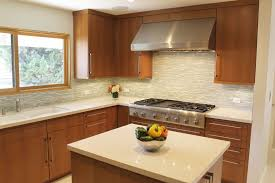 kitchen splendid mid century modern kitchen countertops narrow