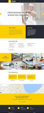 Paint Companies by Painting Company Responsive Moto Cms 3 Template 59274