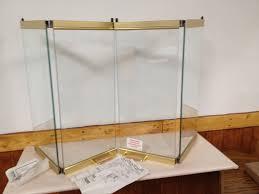 tempered glass for fireplace doors lennox superior fireplace insert glass door u0026 frame part 64167