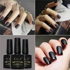 2017hot products kce new 1pc 10ml matt varnish matte top coat nail