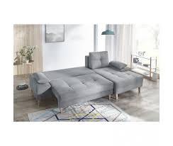 canape gris d angle canape d angle convertible sven ii droit pieds bois enjoy gris