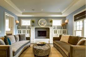 Built In Bookshelves Fireplace by Swapping Windows And Adding Built Ins Possible Living Room Plans