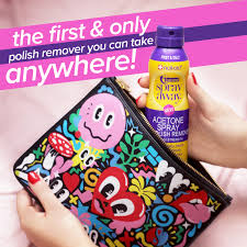 no leaks no spills no mess 1 second spray away is the only nail