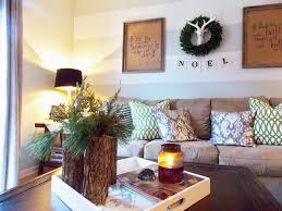 jessica stout design diy tree stump vase holiday arrangement