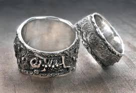 skull wedding bands skull wedding rings cellosite info