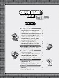 super mario series moderate koji kondo pepper sheet music