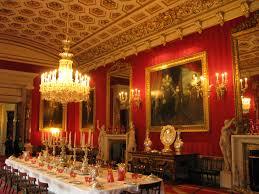 Stately Home Interiors Chatsworth House U2013 Bakewell Derbyshire England United Kingdom