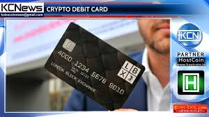 debit card blockchain based debit card