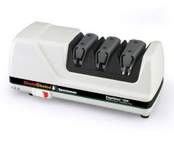 electric kitchen knives chef u0027schoice model 120 edgeselect electric knife sharpener