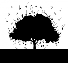 musical notes tree free stock photo domain pictures