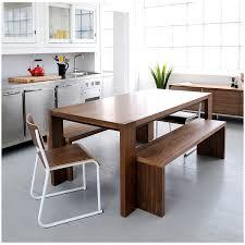 gus modern plank dining bench eurway furniture