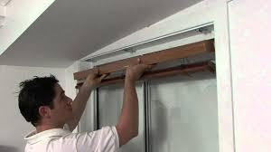 how to install 50mm aluminium venetian blinds youtube