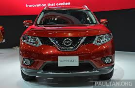 nissan x trail 2014 gallery nissan x trail at the 2014 thai motor expo image 292762