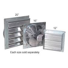 greenhouse exhaust fans with thermostat commercial shutter fan greenhouse exhaust fans greenhouse megastore
