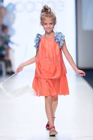 playful and surprising kids fashion at riga fashion week sand in