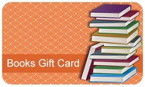 gift card book types of gift cards