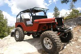 willys jeep off road crawler ewillys