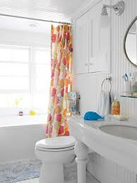 Shower Curtain Rod Round - innovative round shower curtain rod in kids shabby chic with queen