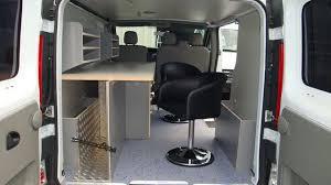 bureau mobile bureau mobile pour véhicule utilitaire