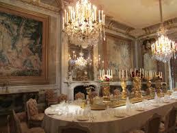 file dining room waddesdon manor waddesdon buckinghamshire