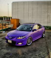 purple lexus sama team 2008 mazda mazda3 specs photos modification info at