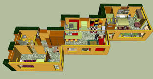 home floor plans with storage