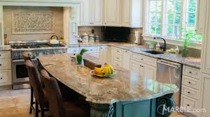 See Thru Chinese Kitchen Blue Island by Kitchen Galleries And Countertop Design Ideas