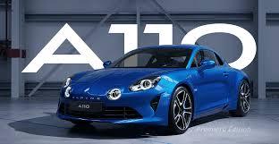 2017 alpine a110 interior alpine a110 debuts 252 ps porsche cayman rival